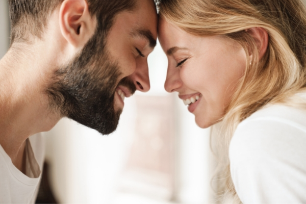 3 things to say to your partner to make him feel special