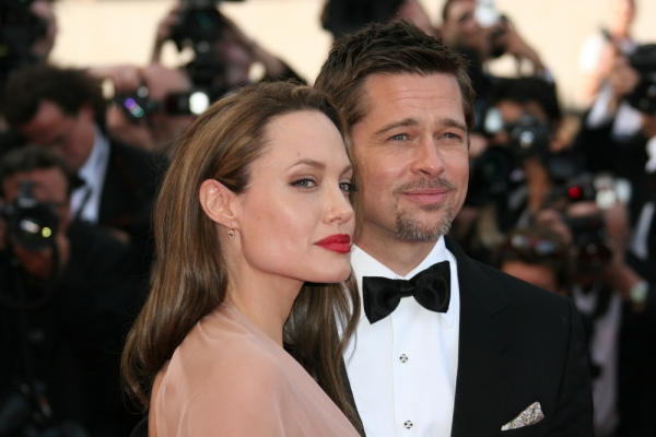 Angelina Jolie, Brangelina & A Summer Wedding