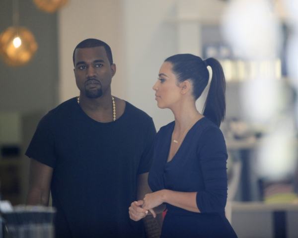 Kim and Kanye…Happy Ever After?