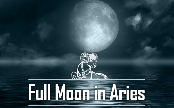 Full Moon in Aries October 2020