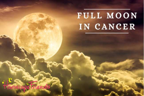 Full Moon in Cancer 2018