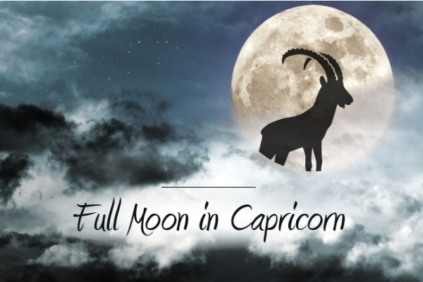 Full Moon in Capricorn 19 July 2016: A Time of Reckoning