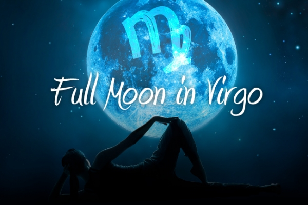 Full Moon in Virgo, February 2016: Purify Your Life!