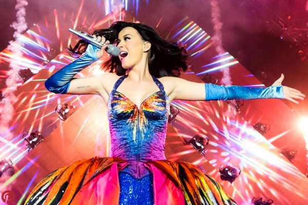Katy Perry celebrity horoscope and birth chart analysis