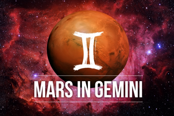 Mars in Gemini Sharpen your Wits!