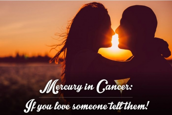 Mercury in Cancer June 2018