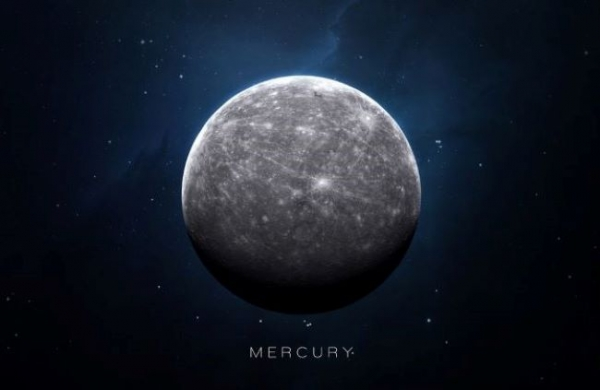 Mercury in the zodiac signs and its meaning in Astrology
