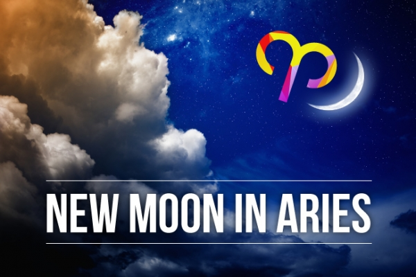 New Moon in Aries, To Go Forward…Retrace Your Steps!