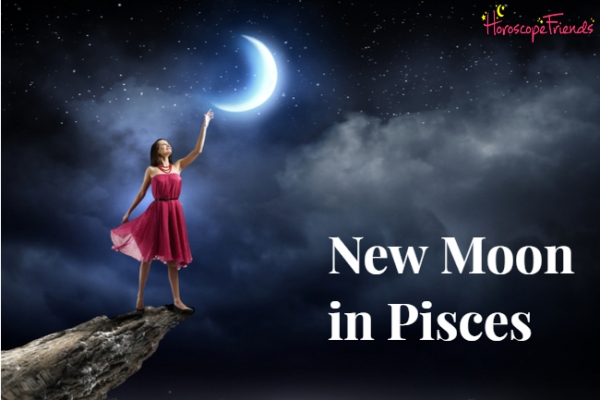 New Moon in Pisces 2020