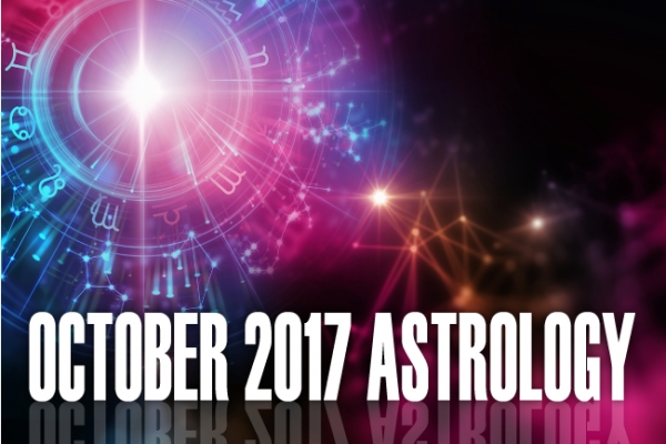 October 2017 Astrology
