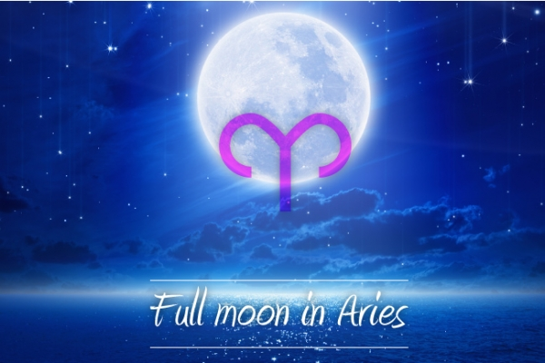 October Full Moon in Aries: Expect Fireworks!