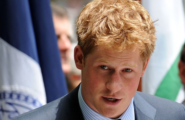 Prince Harry's horoscope birth chart