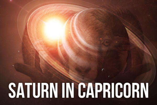 Saturn in Capricorn 2017-2020