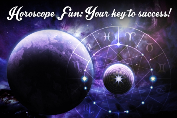 Discover the key to your success based on your star sign!
