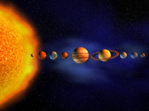 The Planets in Astrology