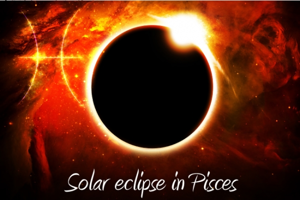 Total Solar Eclipse in Pisces 8-9 March 2016: New Possibilities Come Alive!