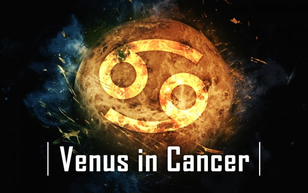 Venus in Cancer August 2020