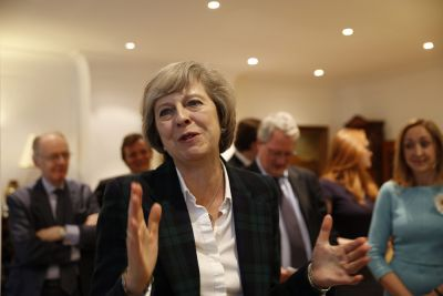 Theresa May - The astrology of the UK\'s new Prime Minister