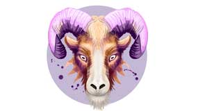 Aries  Zodiac Sign and Scorpio Rising Star: You are a militant and passionate person.