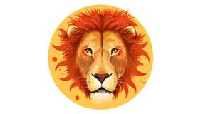 Leo Zodiac Sign and Aries Rising Star: Strong personality, very voluntary.