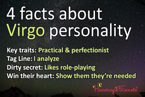 virgos personality horoscope