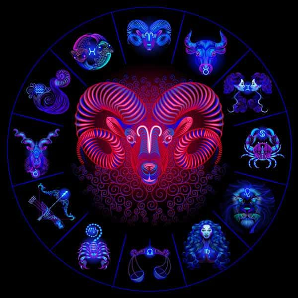 Aries symbol is the Ram