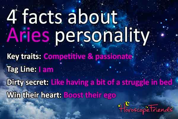 Aries Zodiac Sign Characteristics and Personality Traits