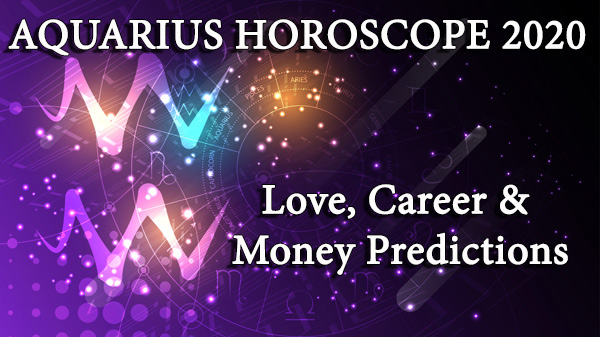 aquarius march 2020 psychic horoscope