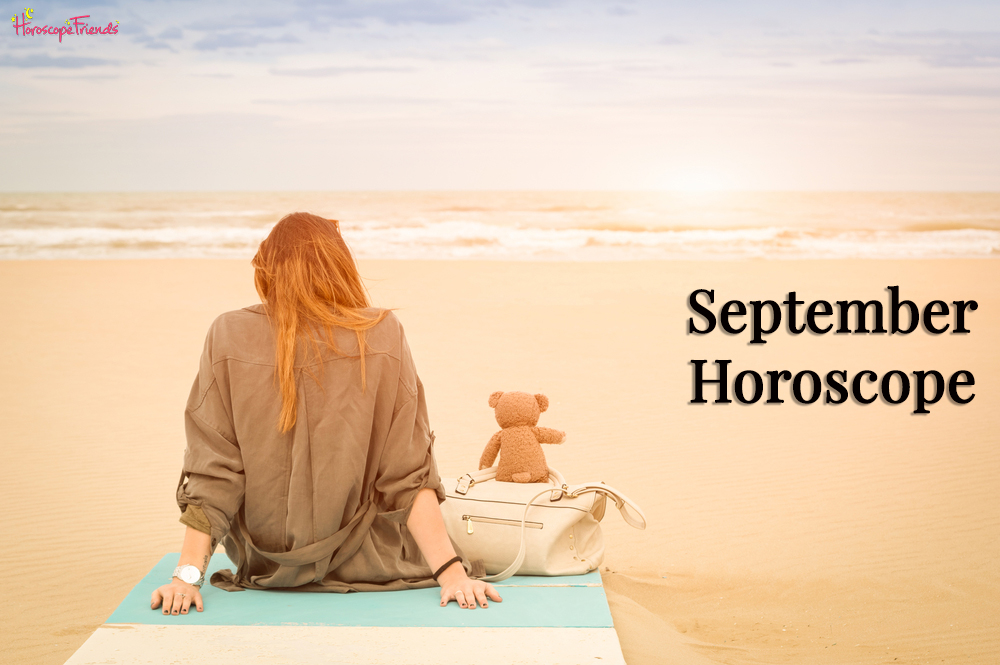 Monthly horoscope by star sign – This month, September 2019